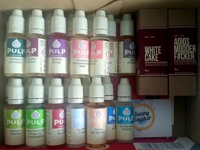 Pulp Liquids